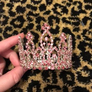 Princess crown for newborn pictures